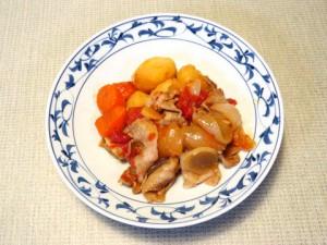 クッキングトマトが加わるだけで驚きの美味さ!